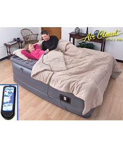 Air Cloud High-rise Pillowtop King Size Air Bed