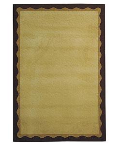 Safavieh Hamilton Collection Beige Rug (5'x 8'3)