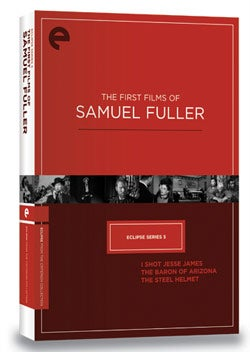 Eclipse Series 5: The First Films of Samuel Fuller (DVD)