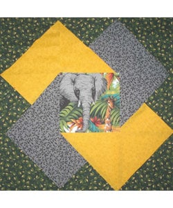 Jungle animal quilt patterns Baby Bedding | Bizrate