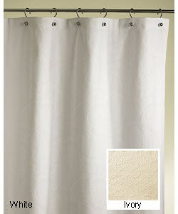 Paisley Cotton Shower Curtain (Extra Long) | Overstock.