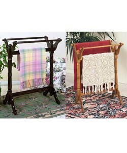 Oh! Home Cambridge Blanket/Quilt Rack