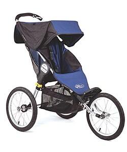 Baby Jogger Q-Series Single Navy Jogging Stroller