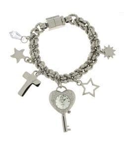 Shopzilla - Lucien Piccard Dufonte Swarovski Crystals Bracelet