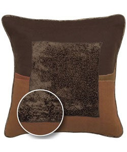 Contemporary Windows Throw Pillows (Set of 2)