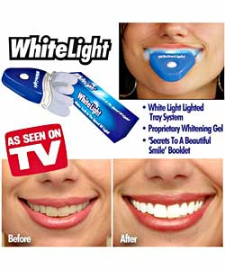 WhiteLight Tooth Whitening System (2 Pack)