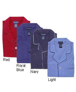 John Ashford Long-sleeve Men's Pajama Set