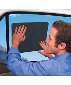 Handstands Sticky Window Shade