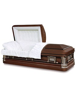 Franklin 18-gauge Steel Casket