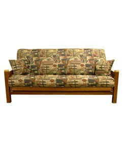 Premium Tapestry Full-sized Futon Cover Set