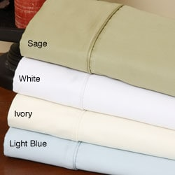1000 Thread Count Solid Egyptian Cotton Sheet Set