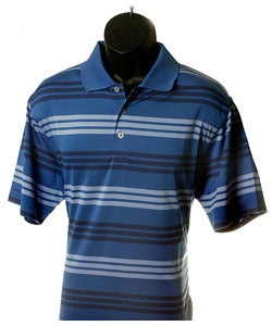 Adidas Royal Blue Men's ClimaCool Polo Golf Shirt