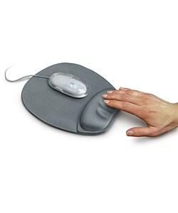 Memory Foam Mouse Pad - Blue