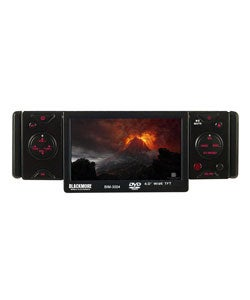 Blackmore Single Din 4-inch LCD Multimedia Stereo