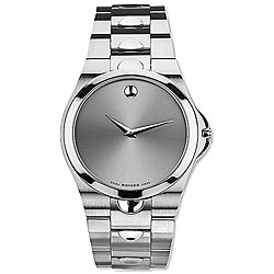 Movado Luno Men's Stainless Steel Quartz Watch