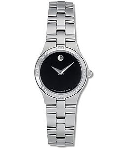 Movado Juro Women's Stainless Steel Quartz Watch
