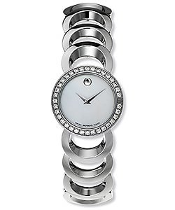 Movado Rondiro Women's Steel Quartz Watch