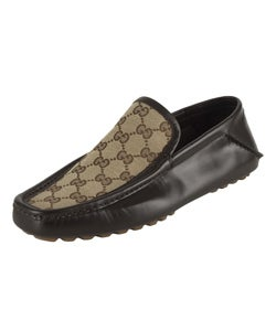 Gucci - driving shoe with horsebit detail 257765ALS004009