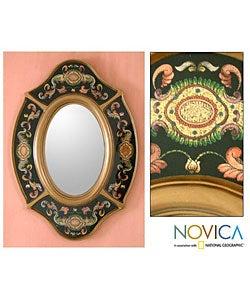 Majestic Ebony Mirror (Peru)