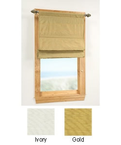 Silk  Soft Roman Window Shade (30 x 64)