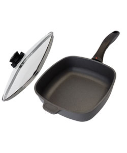 Swiss Diamond 11-inch Square Covered Saute Pan