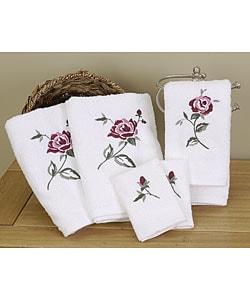 Rose Towels (Set of 6)