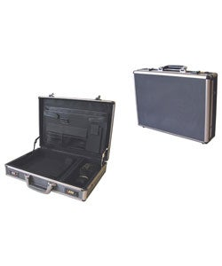 Aluminum Lockable Notebook Computer Attache Case