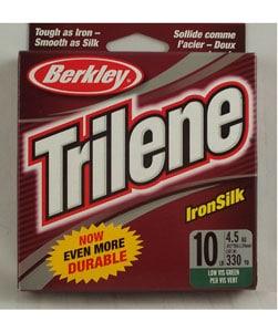 Berkley Iron Silk 10-pound Fishing Filler Line