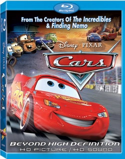 Cars (Blu-ray Disc)