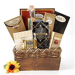 Warm Greetings Gourmet Food Gift Basket