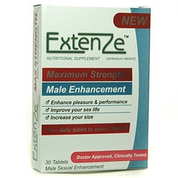 Extenze Male Enhancement Formula | Overstock.com
