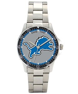 Detriot Lions Men's NFL Coach Watch