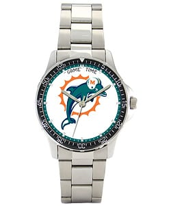 Miami Dolphins NFL Men's Coach Watch