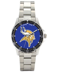 Minnesota Vikings NFL Men's Coach Watch