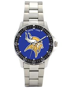 Minnesota Vikings NFL Men's Coach Watch