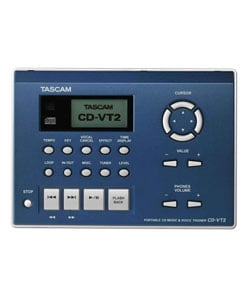 Tascam CDVT2 Vocal Trainer