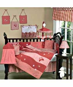Designer Baby Bedding on Brianna S Butterflies Designer Baby Crib Bedding   Overstock Com