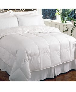 European Lightweight 300 Thread Count Down Comforter
