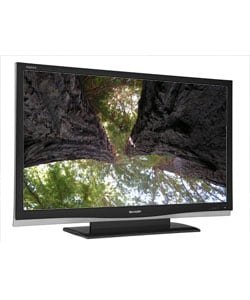 sharp lc65d64u 65 inch aquos flat panel lcd hdtv 10863318 shopping top rated. Black Bedroom Furniture Sets. Home Design Ideas