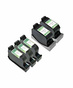 HP 45 / 78 Deluxe Ink Set 51645A / C6578DN 5-pack (Refurbished)
