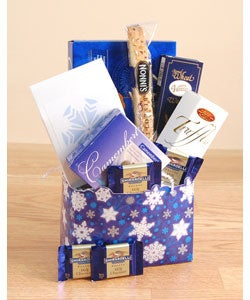 Warm Winter Greetings Gift Box