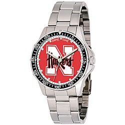 Nebraska Huskers NCAA Men's Coach Watch