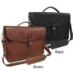 Amerileather Montana Leather Executive Briefcase