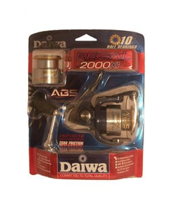Daiwa 10 BB Regal Xi Spinning Reel