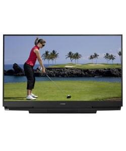 Mitsubishi 73-inch 1080p DLP HDTV