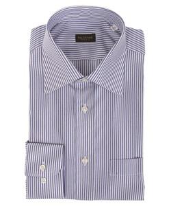 valentino roma men 39 s navy stripe dress shirt 10871410