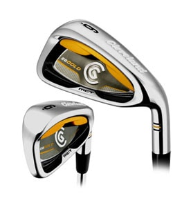 Cleveland CG Gold 4-SW Steel Irons Set