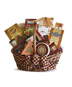 Celebrate! Snack Gift Basket.