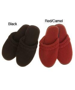 Portolano Women's Cashmere Slippers