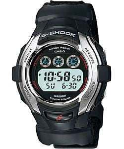 Casio G-Shock Men's Tough Solar Nylon Strap Watch